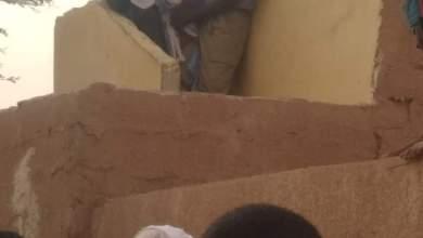 صورة إنتحار شاب ثلاثيني في نواكشوط