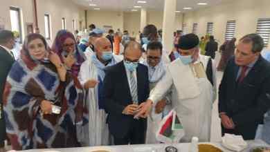 صورة جناح دولة ليبيا يحظى بإقبال واسع في يوم الإتحاد الأفريقي بنواكشوط