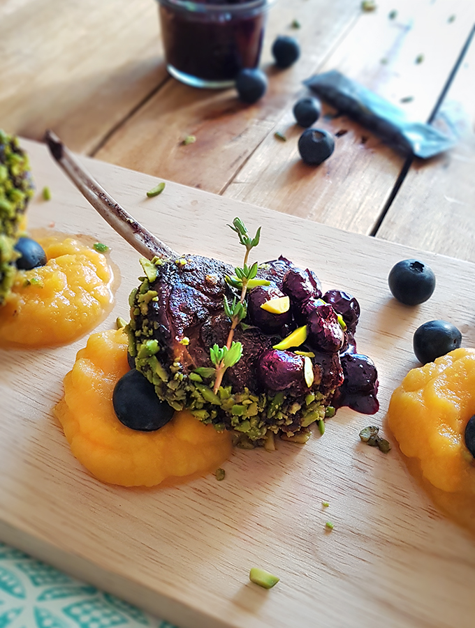 Bilberry Recipe Competition – A sweet & savory fusion