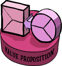 Framework Icon 02 -- Value Proposition