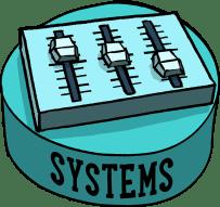 Framework Icon 03 -- Systems
