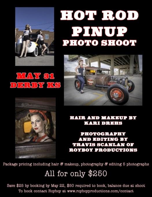 May 2015 Pinup Shoot-Print