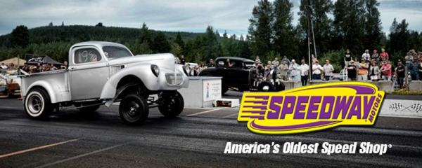 Fuel your passion for performance at Speedway Motors! The best selection of quality parts – in stock and ready to ship TODAY.