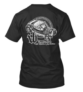 Roadster Shirt Back