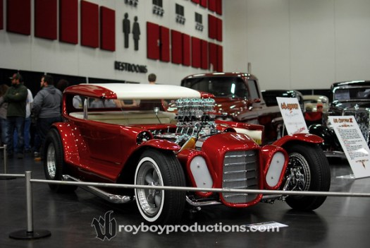 Hot Rod Holiday