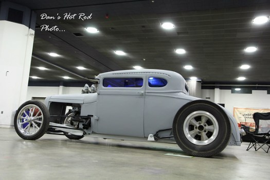 1929; Ford; Jesse Robbins; Model A Jesse Robbins