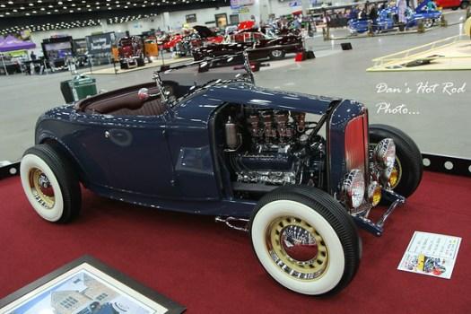 1932; Ford; Mike Tarquinio; Roadster Mike Tarquinio