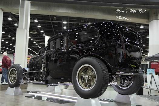 1932; Ford; George Poteet; sedan George Poteet