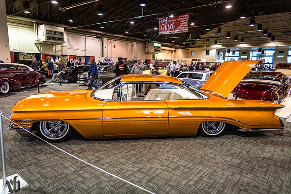 1960; 2017; CA; California; Chase Germeroth; GNRS; Grand National Roadster Show; Oldsmobile; Pomona; Super 88 1960 Oldsmobile Super 88 owned by Chase Germeroth