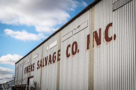Owens; Salvage; 030; Bob Owens; Owens Salvage; Wellington; texas