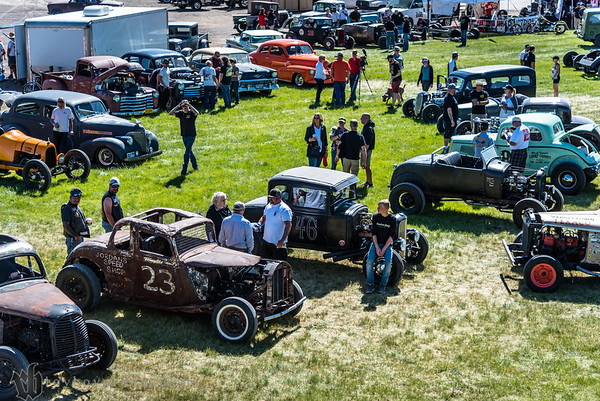 2018; Hot; Rod; Dirt; Drags; 342