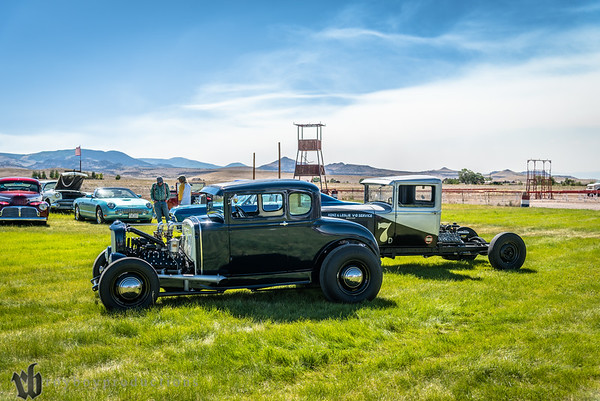 2018; Hot; Rod; Dirt; Drags; 041