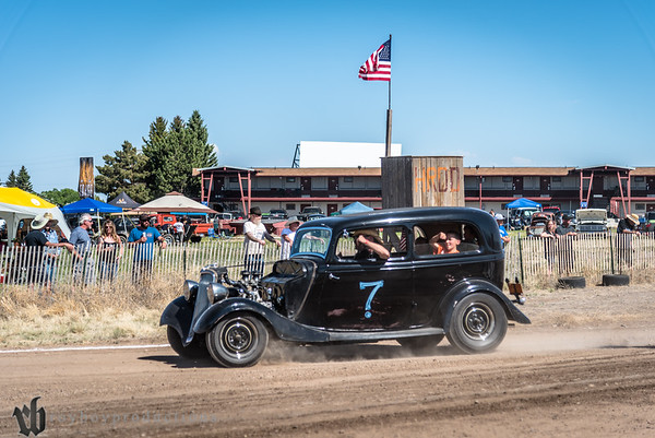 2018; Hot; Rod; Dirt; Drags; 691