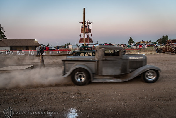 2018; Hot; Rod; Dirt; Drags; 206