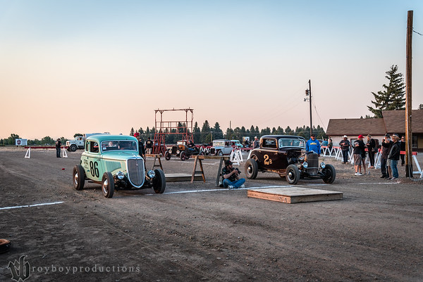 2018; Hot; Rod; Dirt; Drags; 121