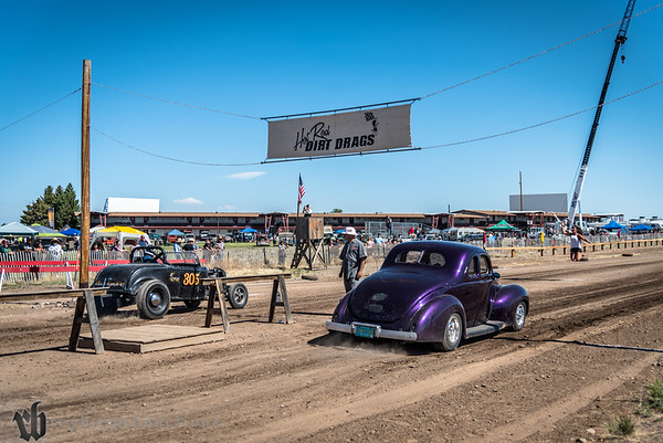 2018; Hot; Rod; Dirt; Drags; 659
