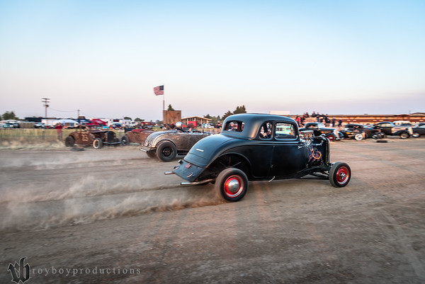 2018; Hot; Rod; Dirt; Drags; 100