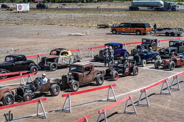 2018; Hot; Rod; Dirt; Drags; 348