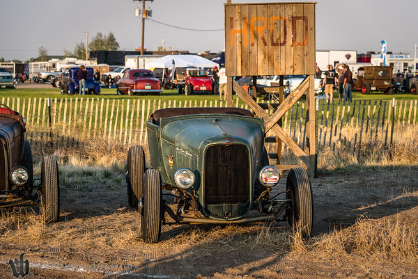 2018; Hot; Rod; Dirt; Drags; 044