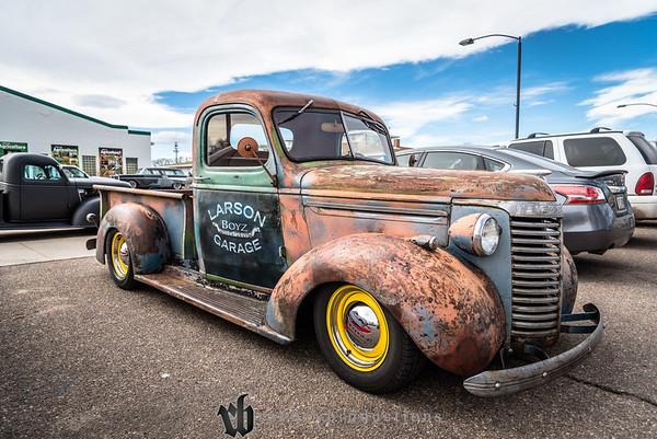 CO; Chevy; Chris Larson; Pickup; Pueblo; colorado Chris Larson