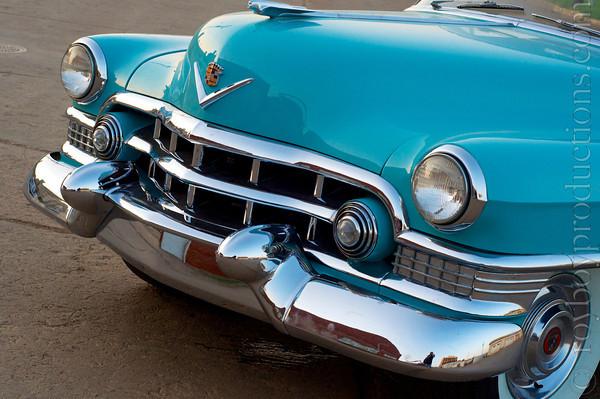 1951 Cadillac Series 61 57