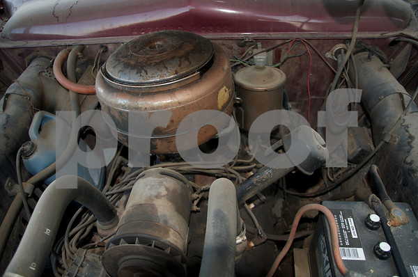 my 1951 ford custom resurrection part 1 rh royboyproductions com Ford 5000 Gas Wiring Harness 1951 ford truck wiring harness