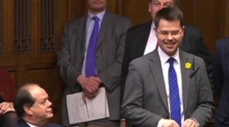 James Brokenshire tribute debate