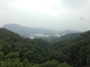 Tai Lam Chung Reservoir