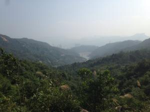 Lower Shing Mun Reservoir
