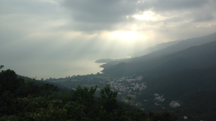Pui O, Stage 12, Lantau Trail