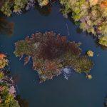 Autumn Evening at Beus Pond