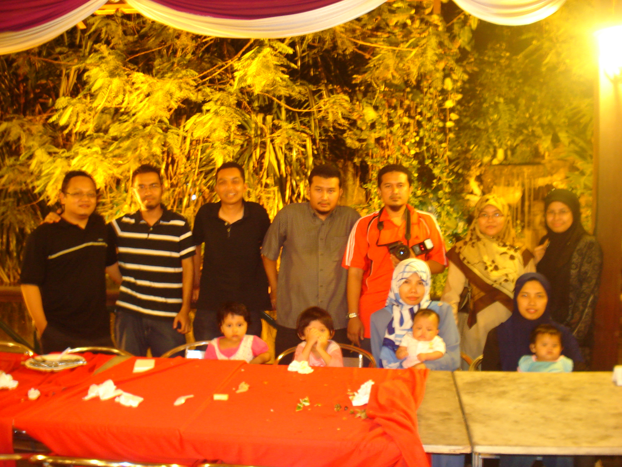 Berbuka Puasa di Restoran Cerana, Cheras dengan batch 96 SMKA TAHAP