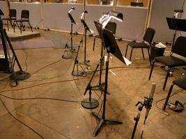 Brass Set-up