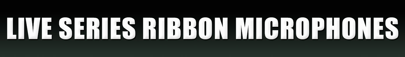 live-series-ribbon-microphones