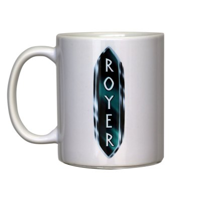 Royer Coffee Mug – White