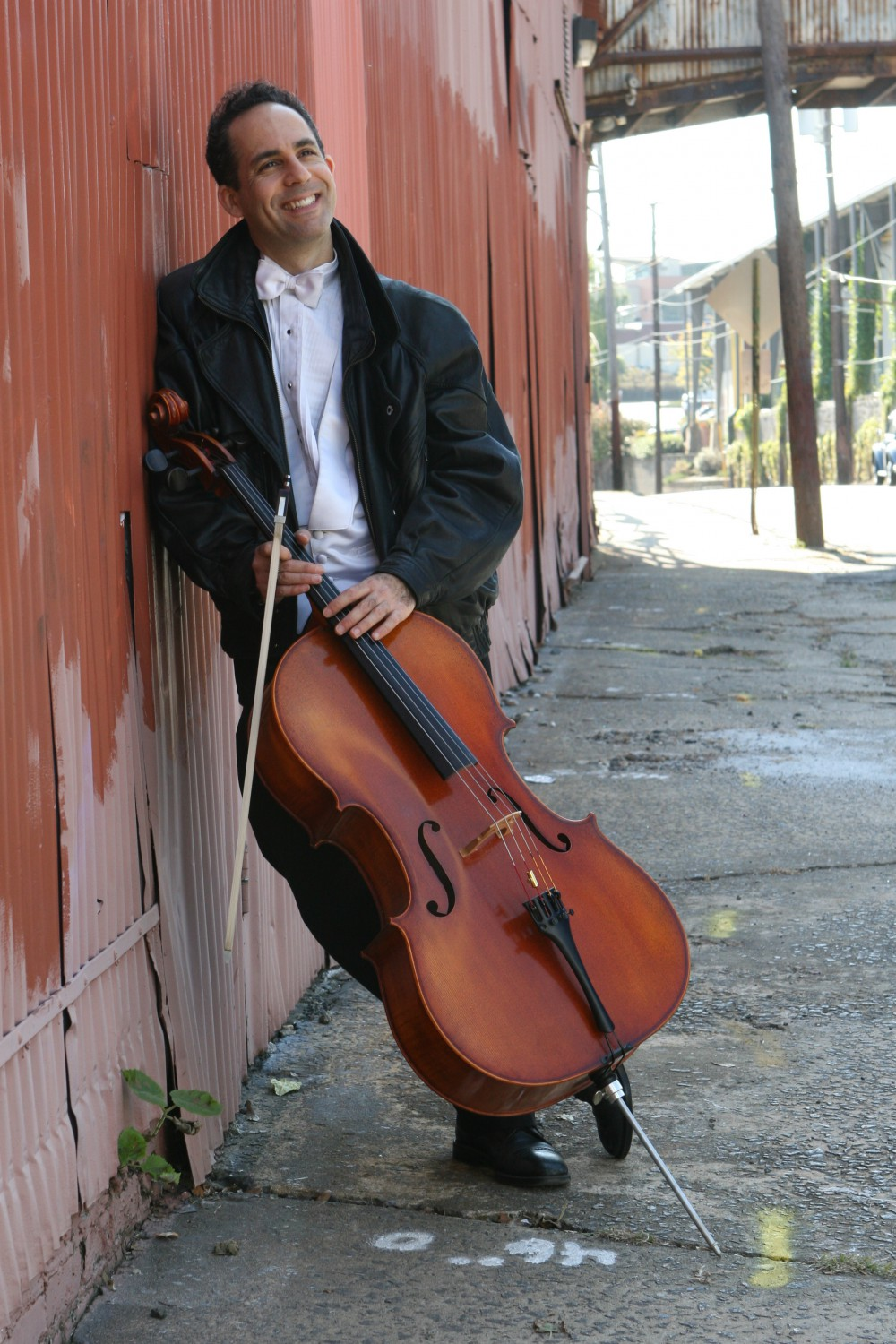 Roy Harran, Atlanta Cellist, Cello Teacher & Wedding Musician