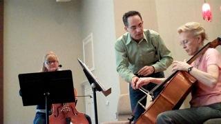 Cello Lessons in Atlanta Cello Workshop