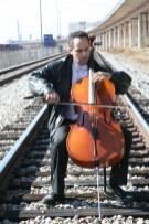 Cellist Roy Harran