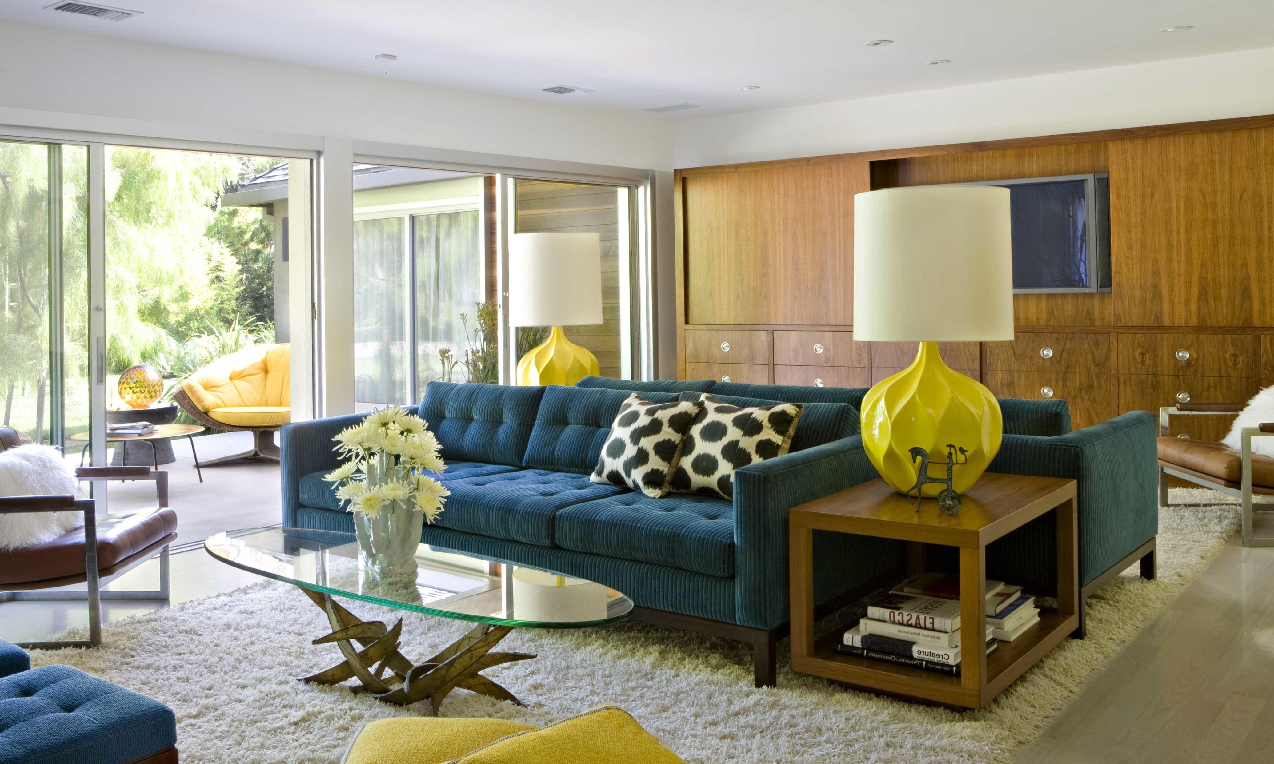Best Table Lamps For Living Room Lighting Ideas