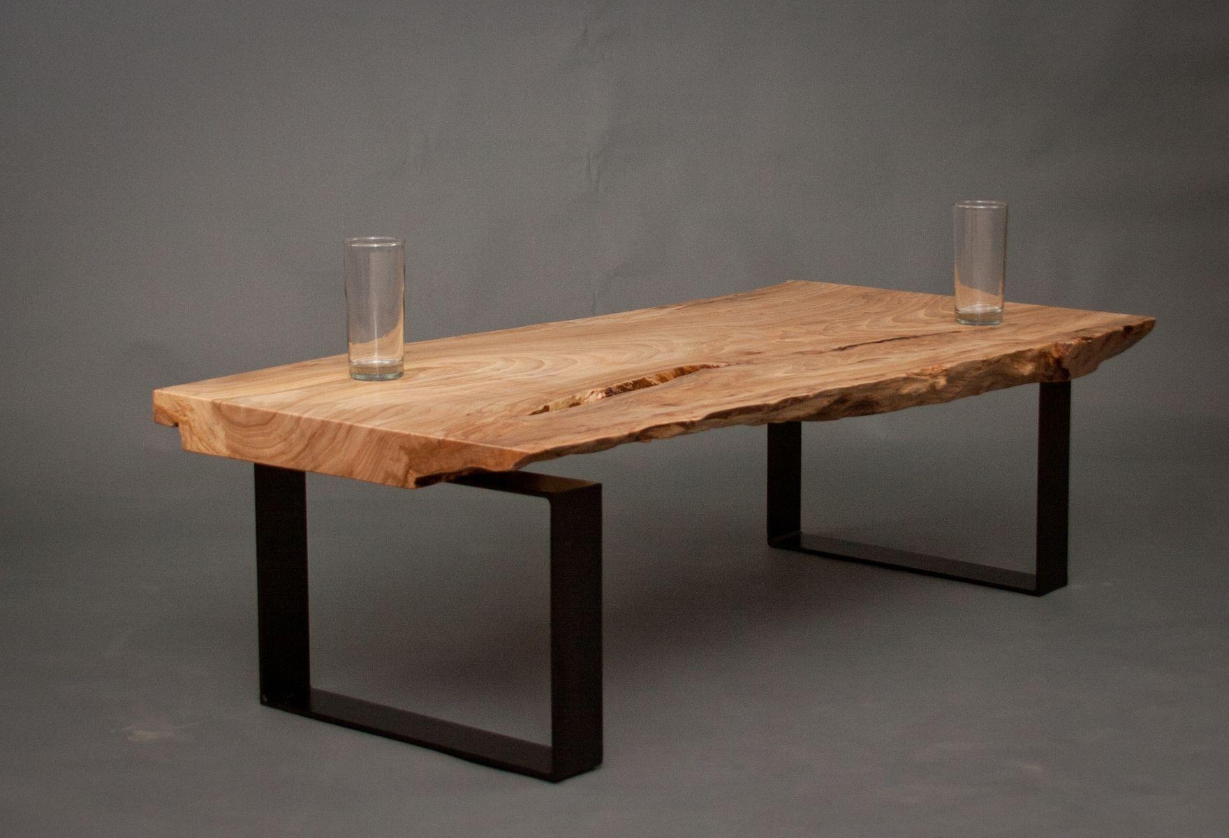 Raw Edge Coffee Table Furniture