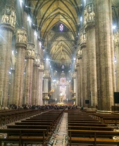 Milan, Italy. il Duomo