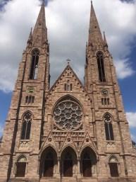 Cathedral. Strasbourg, France