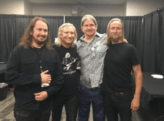 The Orbison Brothers with Joe Walsh, The Eagles
