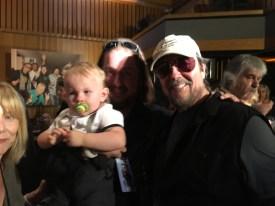 Traveling Wilbury's Jim Keltner & Roy Orbison 3, Roy Orbison Jr