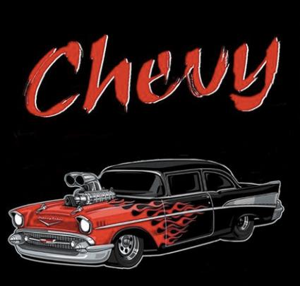 Rock n Roll Chevy