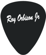 Roy Orbison Jr Guitar Pick - Available in online store!