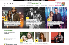 Roy Orbison Jr in People Country - Exclusive Wedding Pictures