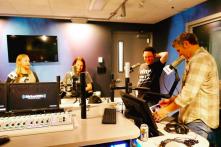 We are having FUN! Thank you SiriusXM Radio ! Did you listen?!