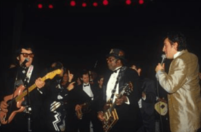 Roy Orbison & Bo Diddley & Bruce Springsteen!