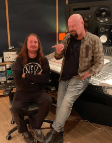 With master producer Anders Bagge !